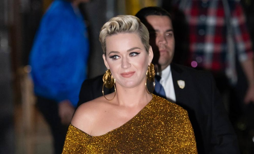 Katy Perry se sincera sobre la pedida de Orlando Bloom