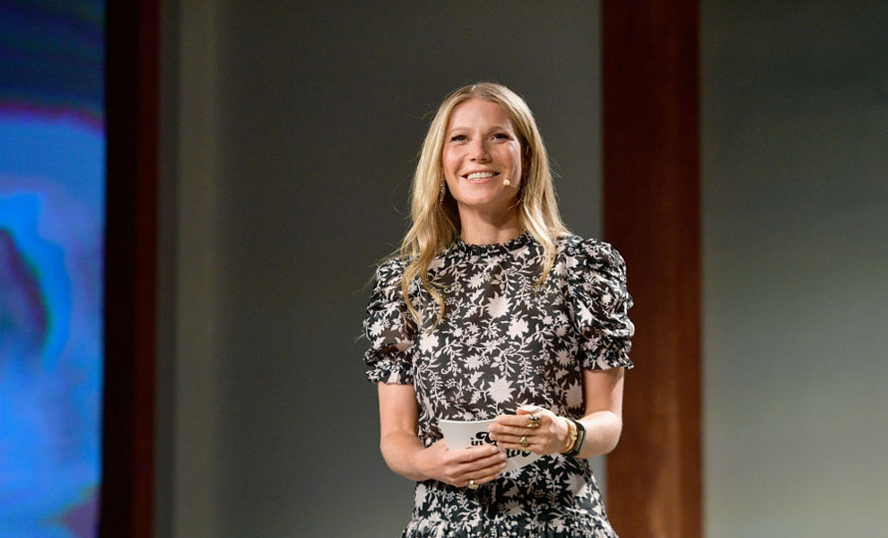 Gwyneth Paltrow aterriza en Londres para estrenar nueva pop-up de goop