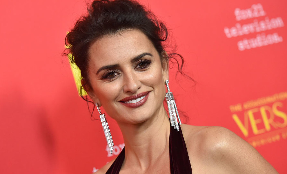 "El radiante look de Pénelope Cruz en la presentación de ""The Assassination of Gianni Versace"""