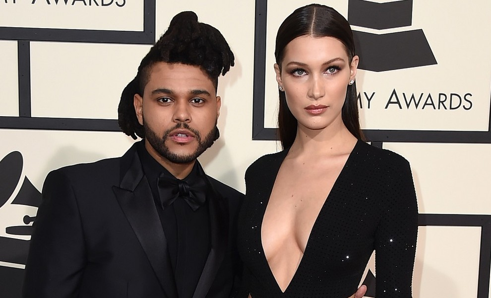 Bella Hadid y The Weeknd se escapan a Tokio